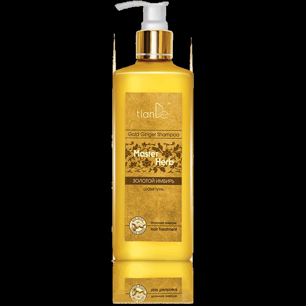 """Šampón na vlasy """"Zlatý zázvor"""""""
