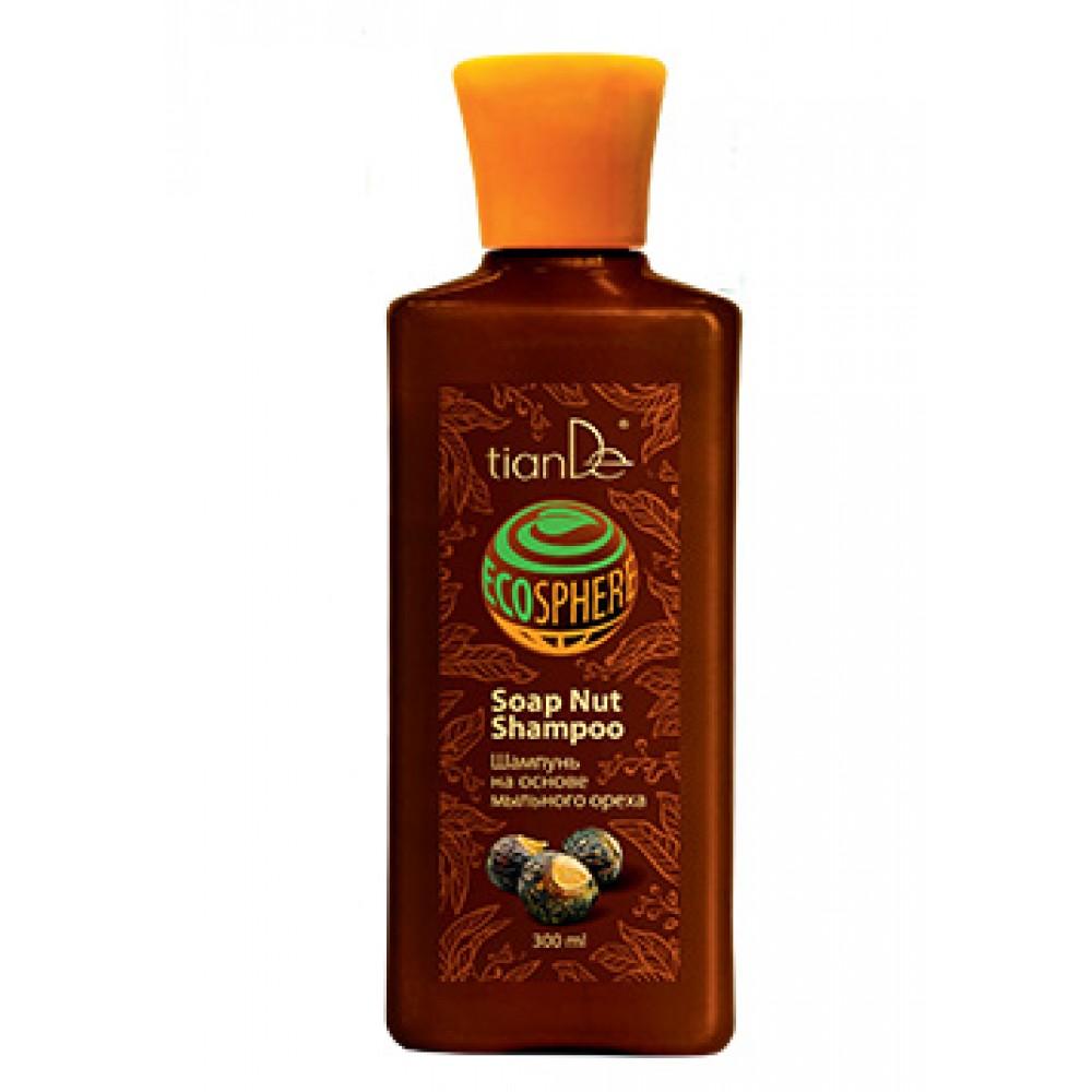 ECO šampón z plodov Mydlovníka