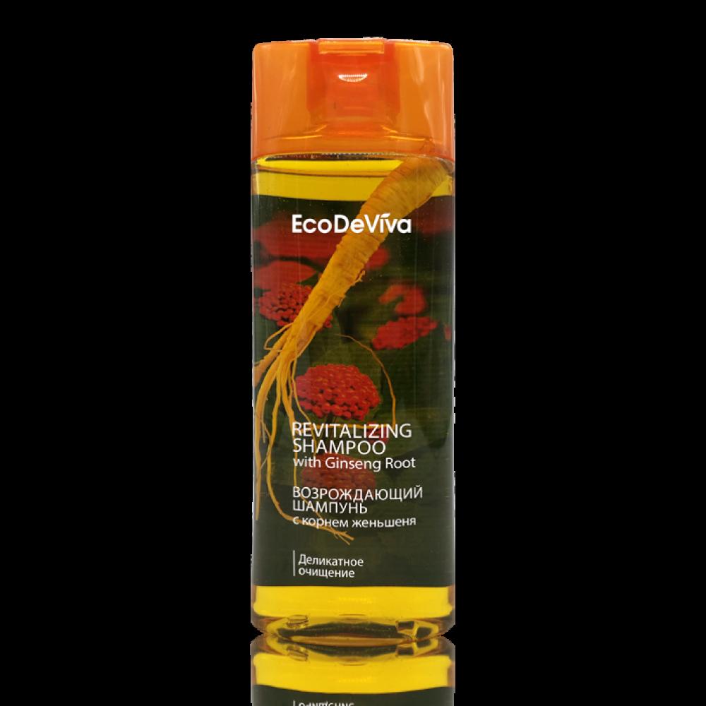 Regeneračný šampón s koreňom ženšenu