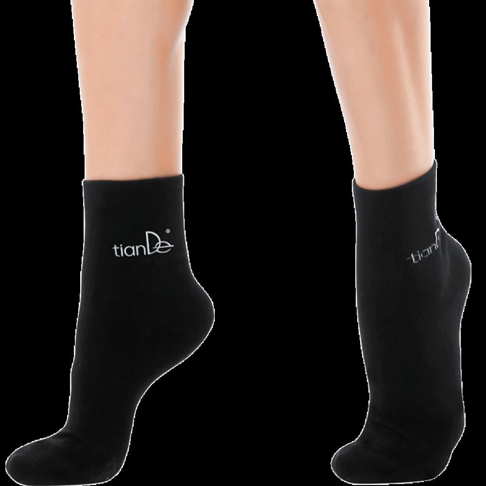 Ponožky s bodovou turmalínovou vrstvou, veľ. 26