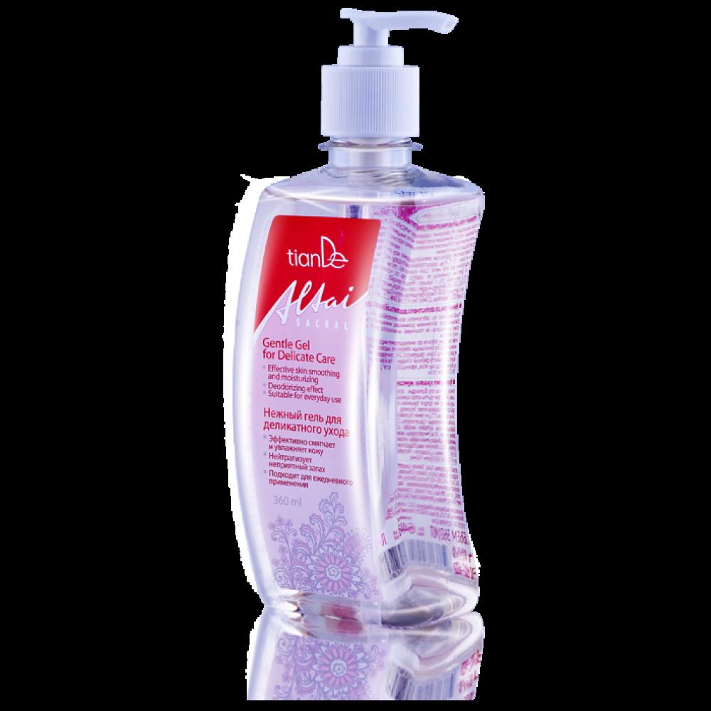 Jemný gel na intímnu hygienu