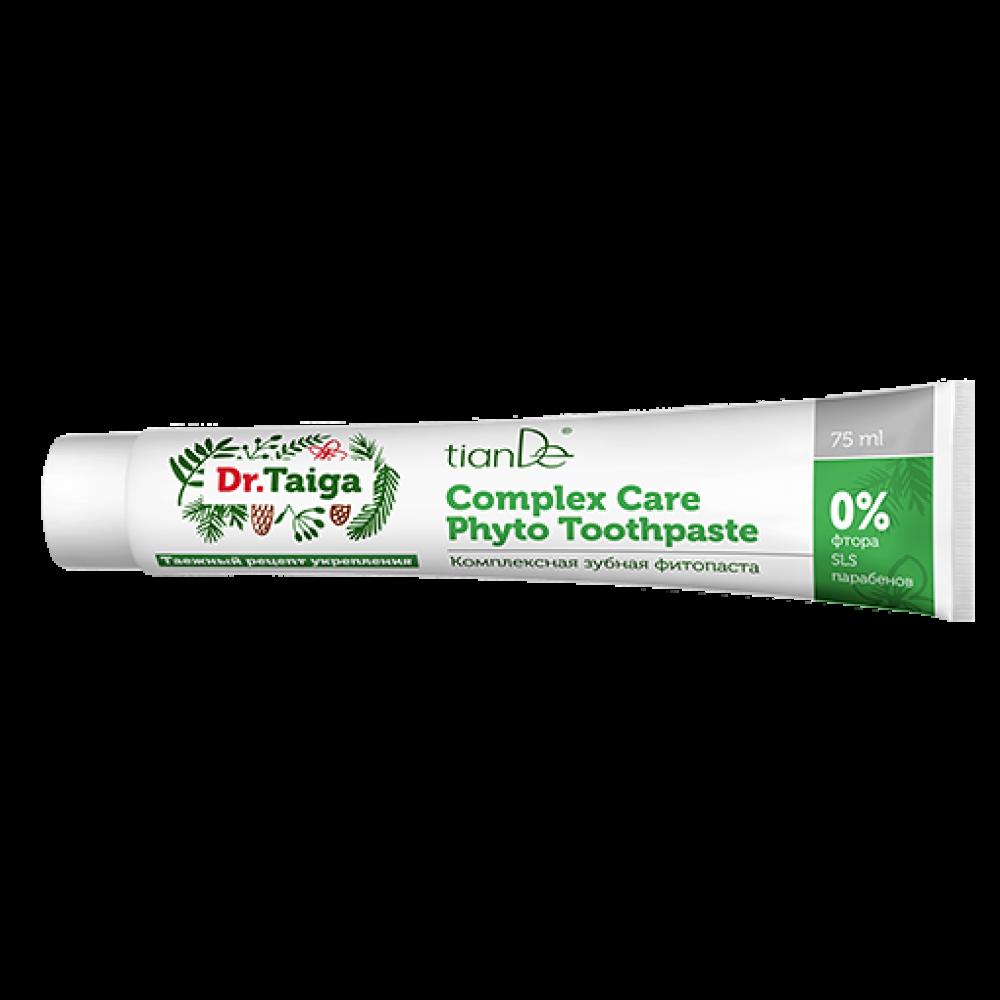Komplexná zubná fytopasta Dr.Taiga