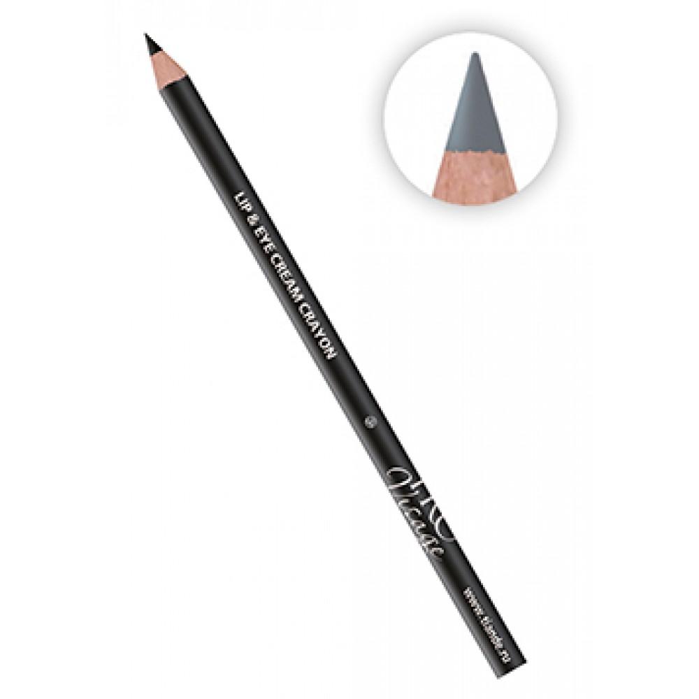 Kontúrovacia ceruzka na oči č.03 - tmavošedá