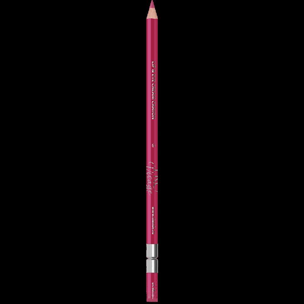 Kontúrovacia ceruzka na pery č.19 - Magenta