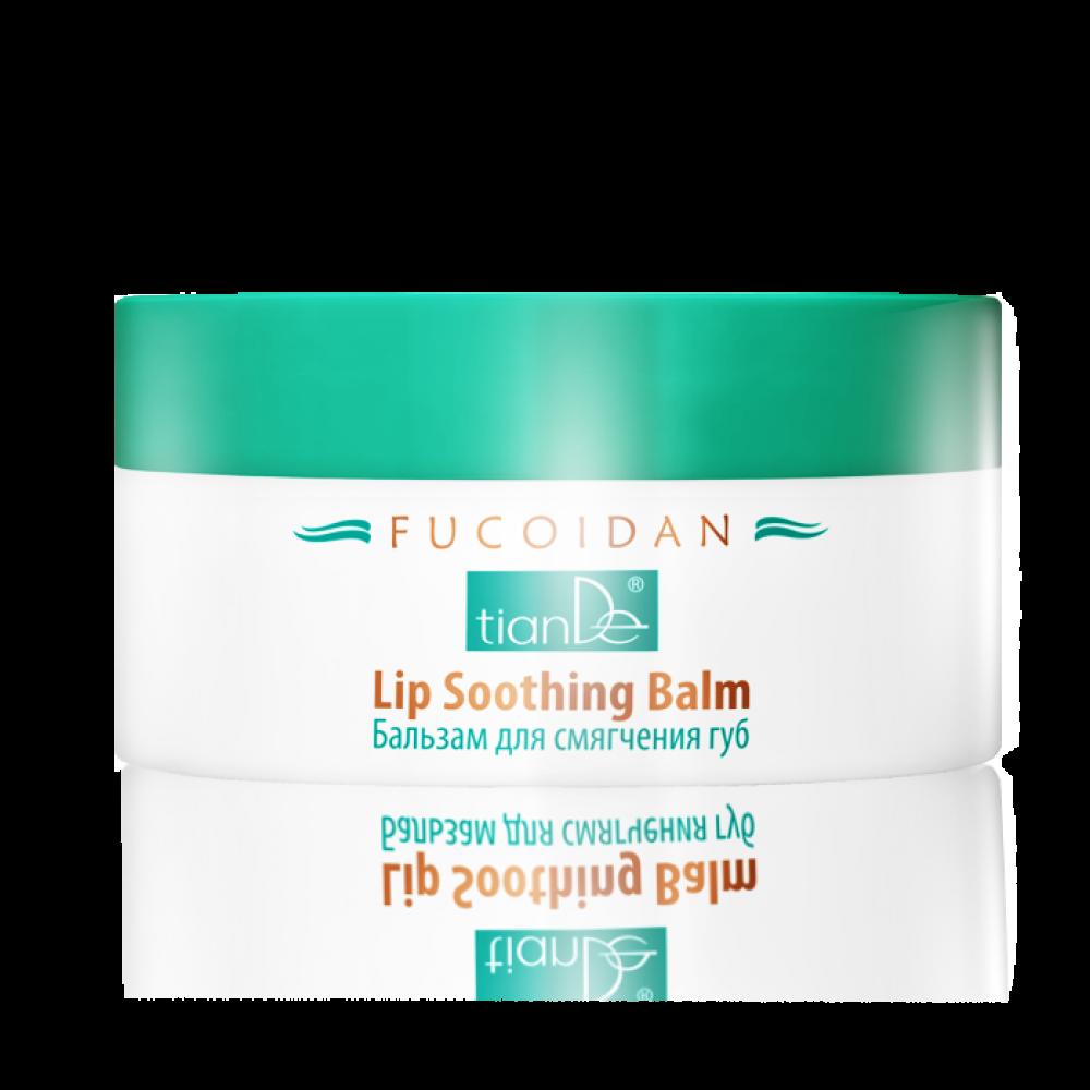 Fucoidan - zjemňujúci balzam na pery