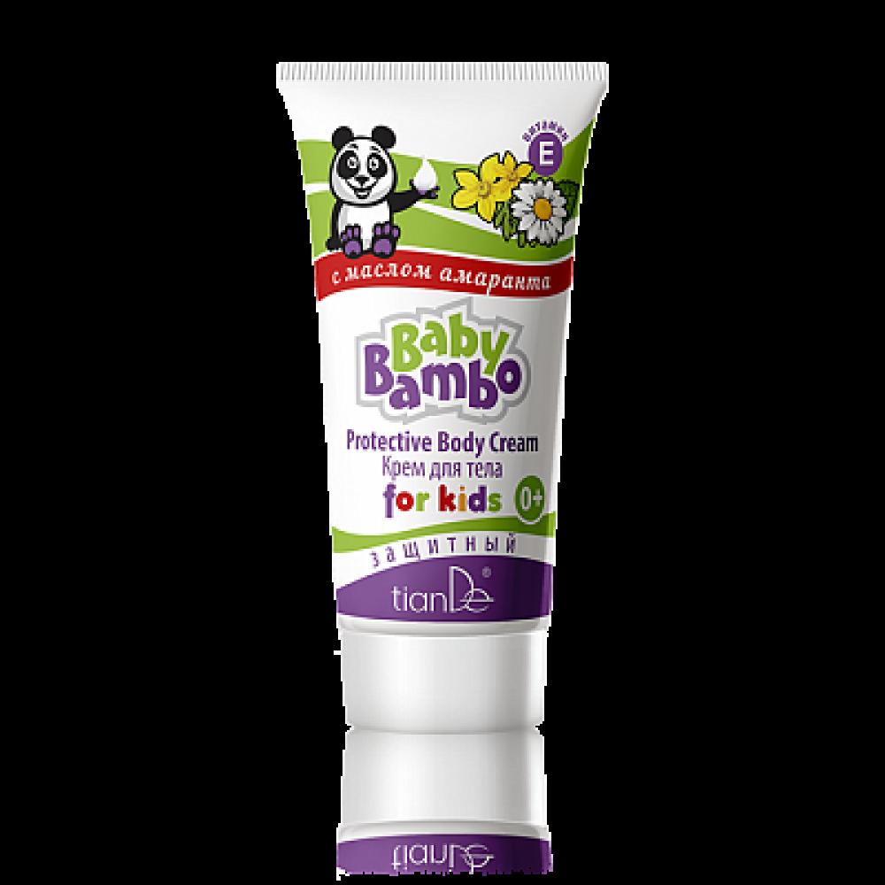 Ochranný telový krém Baby Bambo pre deti