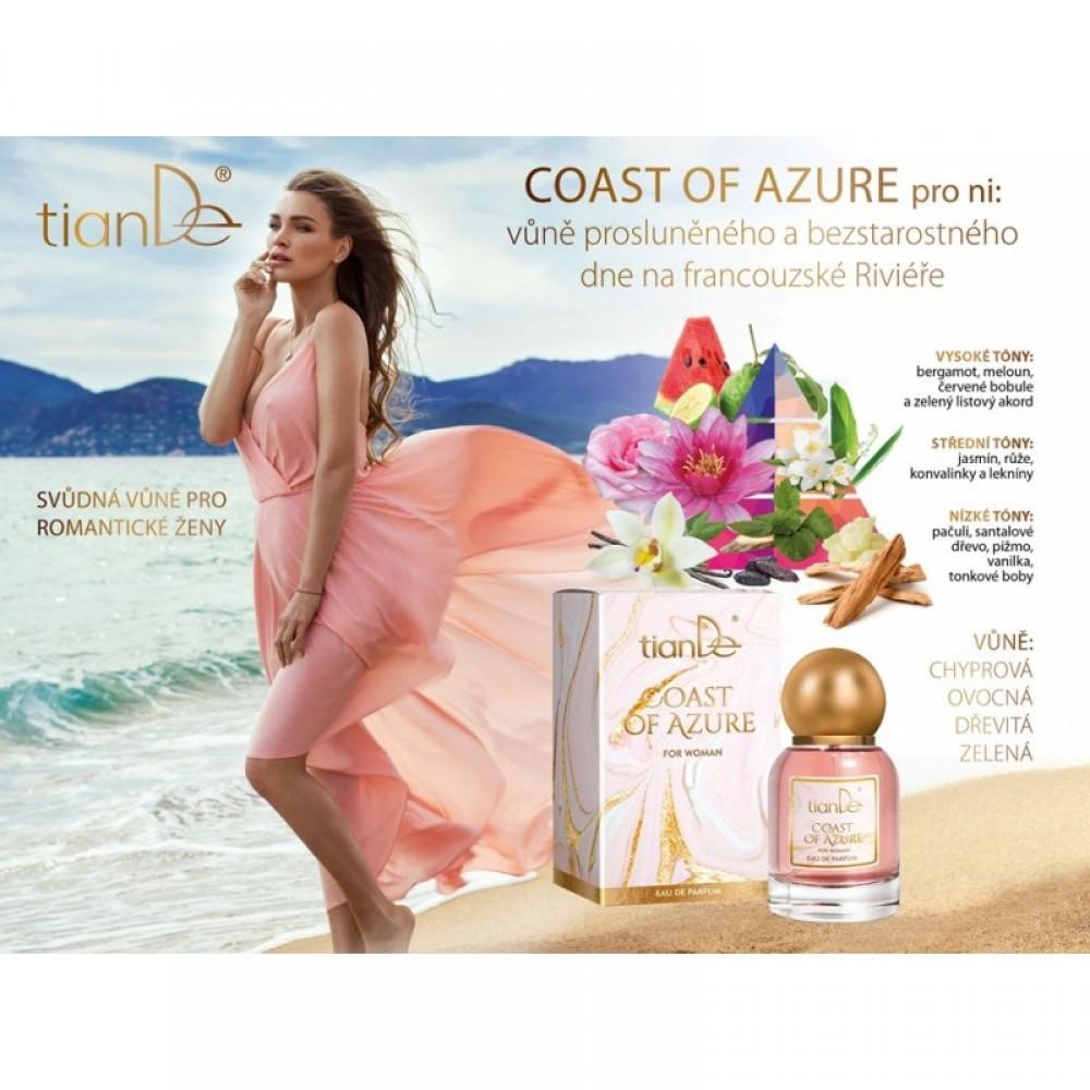 """Parfumovaná voda pre ženy """"Coast of Azure"""""""