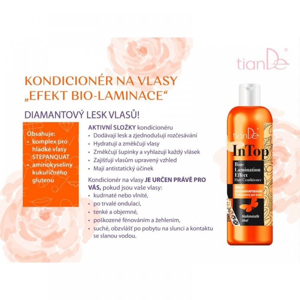 Šampón pre hĺbkové čistenie vlasov In top