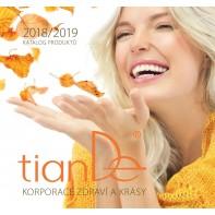 Katalog TianDe 2018/2019 - ZĽAVA 20%